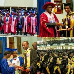 Prof. Darkwa urges higher educational institutions to produce employable graduates