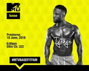 Iyanya, Beverly Osu, Others To Appear On New Season Of MTV Base Fit Fam