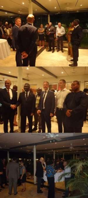 Germany to assist Ghana in her climate mitigation programmes