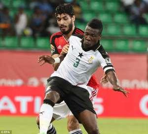 Asamoah Gyan misses Appiah, Kingston and Muntari in Black Stars