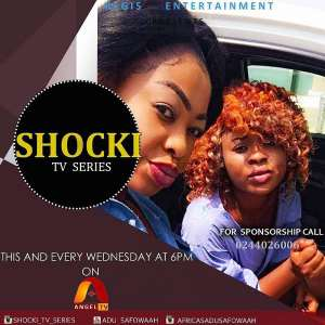 Shocki TV Series Premieres This Wednesday On Angel TV