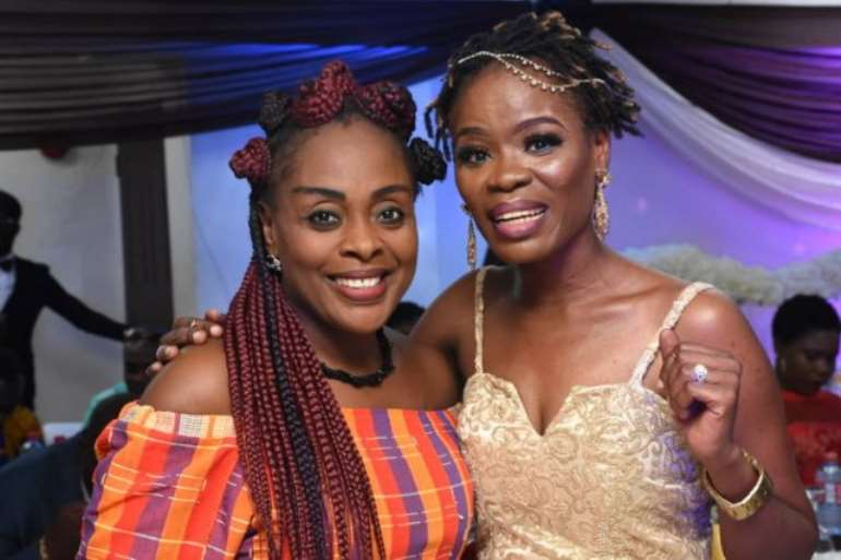 Ohemaa Woyeje Drops Thrilling Snapshots To celebrates
