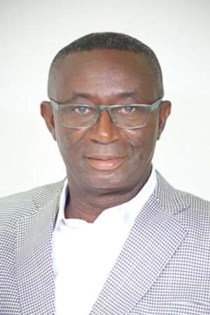 Member of Parliament (MP) for Asante Akyem North Constituency, Andy Appiah Kubi