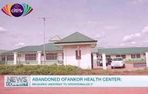 Ofankor Residents Weep Over Abandoned Health Centre