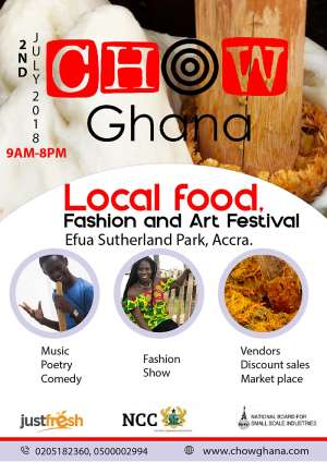 The ABC Of Food, Fashion And Arts In Ghana