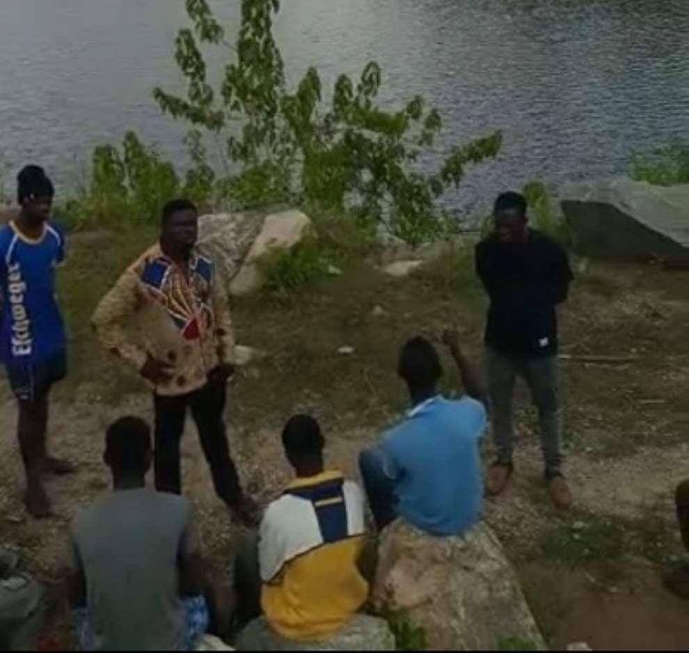 A/R:  21-year-old boy drowns in a pond at Kenyasi-Truba