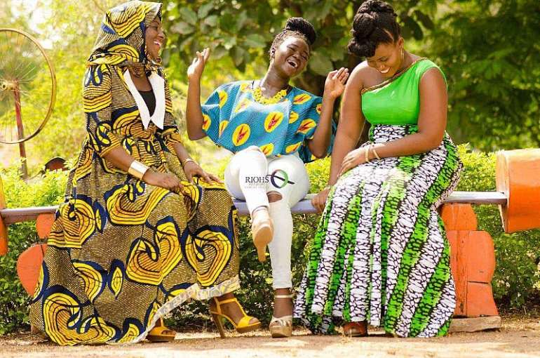 Fashion Schools In Ghana Riohs Originate Hosts Fashion Festival Joie De Vivre At Alliance Francaise Grabghana Com