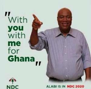 Ndc Constituency Elections,professor Joshua Alabi Speaks