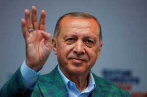 Turkey President Erdogan Re-elected