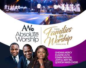 July 2 Set For Absolute Worship 2018