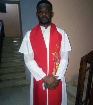 Actor, Zubby Michael, Ordained Catholic Priest