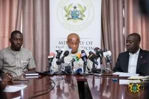 Gov't: C'ttee Findings On EC Officials Will Be Forwarded To AG