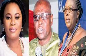Charlotte Osei would have turned Ghana into a war-torn country if... – Abronye DC