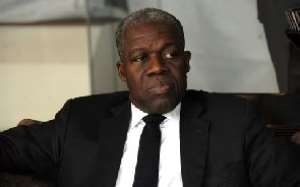 Late former President, Amissah Arthur