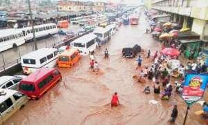 Is Rain In Accra A Curse?