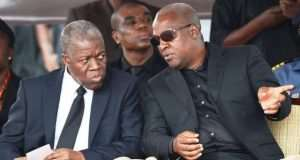 Mahama Grieves Over Sudden Death Of Amissah-Arthur