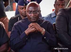 Bawumia Mourns Amissah-Arthur; Says He Was A First-Class Gentleman