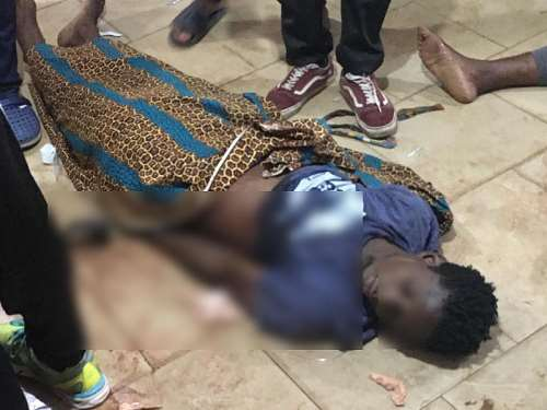 Kaaka's murder: Two shot dead, 4 injured as angry youth clash with police [Photos]