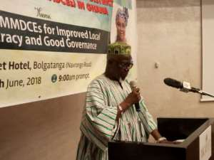 Regional Minister Urges Chiefs To Release Lands To Assemblies For Development