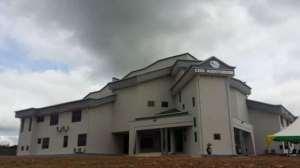 UHAS Commissioned 1,200 Seater Auditorium
