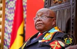 Speaker Oquaye Warns MPs Against Leaking Information To Media