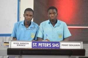 #NSMQ2018: St Peter's SHS Joins Keta SHTS, Mawuli School In Semis