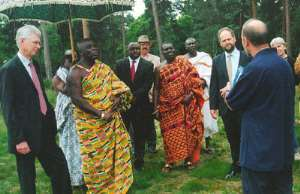 Economies of developing are dependent on environment -Okyenhene