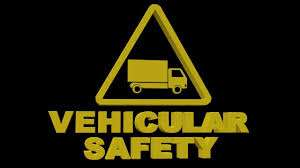VEHICULAR SAFETY AND SECURITY RECOMMENDATIONS FOR TRANSPORT MANAGERS,FLEET OWNERS AND VEHICLE USERS.