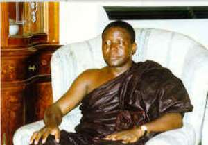 Asantehene calls for stiffer punishment for arms offenders