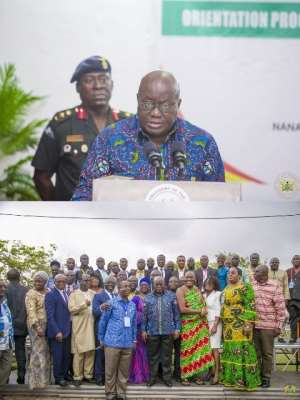 Government committed to ensure the election of MMDCEs - President