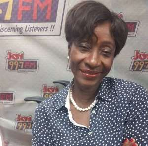 I have a 'live and let's live' relationship with Nana Konadu – Sherry Ayitey