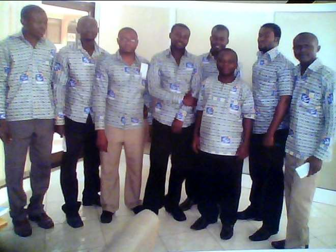 Team of Career Sales professionals