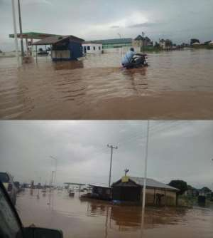 Floods Cause Havoc In Tamale