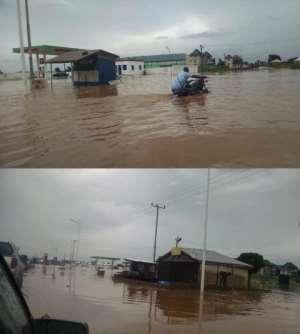 Floods Cause Havoc In Tamale