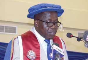 The Acting Vice Chancellor Of UEW Orchestrates The Detention Of A Former Spartan Member