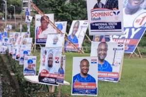 UK Conservative Party Rep Says He Has Seen More Posters Than Delegates At NPP Congress