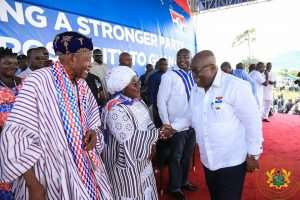 Suspension Of Afoko, Others Gave Us 2016 Victory – President Akufo-Addo