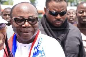 Freddie Blay: NPP Want To Stay In Power For Over 60 Years
