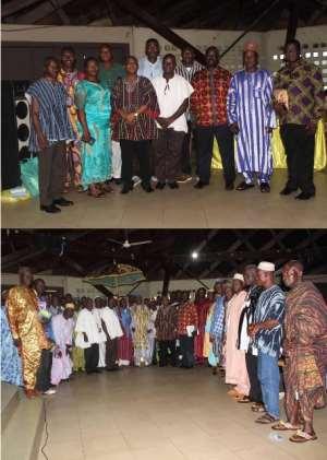 Bassare Youth Association Intensify Membership Drive