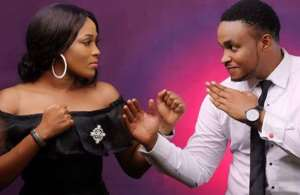 Nollywood Producer, Best Okoduwa off Singles Market as he Weds Lover