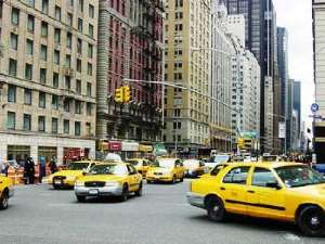Yellow taxicab Drivers From  Ghana Creeps Up
