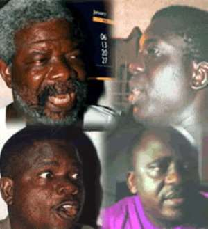 Lecturers as Nollywood Stars