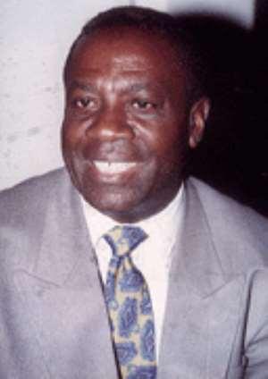 Ashanti Regional Minister Descends On His Critics
