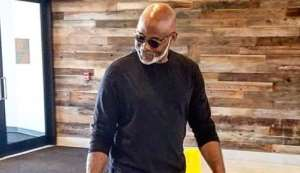 Actor, Richard Mofe Damijo Steps out with Grandchild