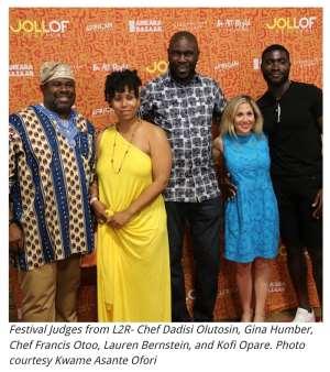 Liberia Jollof Declared Champion At 2018 Atlanta And Washington DC Jollof Festival