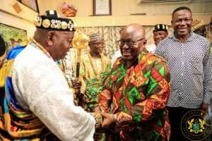 Ghana Card Not Meant To Disenfranchise Voltarians--President Akufo-Addo