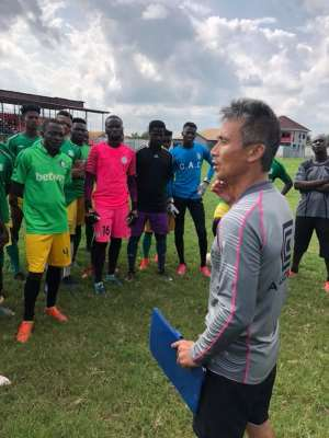 OFFICIAL: Kenichi Takes Over Aduana Stars As Head Coach