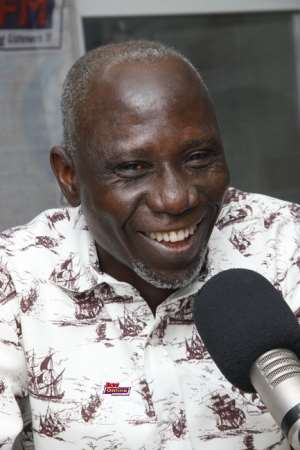 Ebo Whyte to stage one-man play