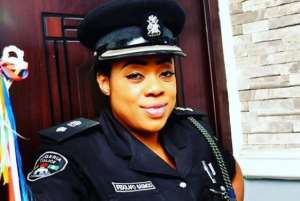 Fall in love with Hard working Guys, Leave Yahoo Boys Alone…Officer, Dolapo Warns