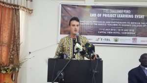 T-TEL Holds 2-Day Capacity Building Workshop For Teacher Trainees